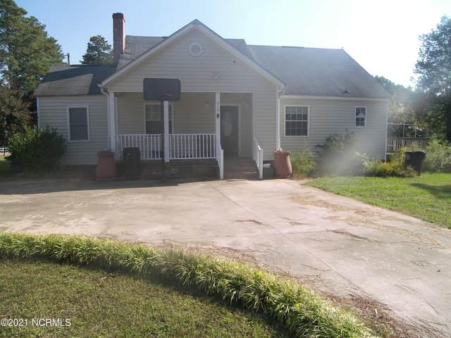 316 Hopkins Avenue, Spring Hope, NC 27882 (MLS #100293571) :: CENTURY 21 Sweyer & Associates