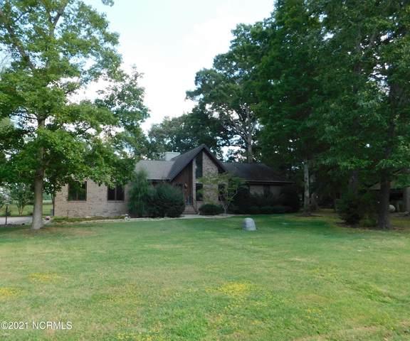 5705 Leon Road, Nashville, NC 27856 (MLS #100293604) :: Courtney Carter Homes