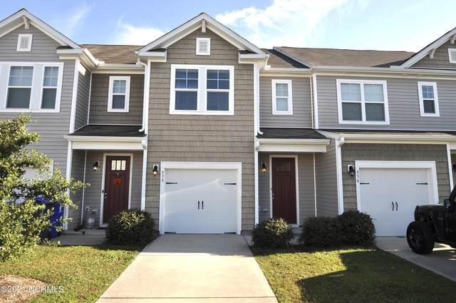 538 Orbison Drive, Wilmington, NC 28411 (MLS #100293605) :: CENTURY 21 Sweyer & Associates