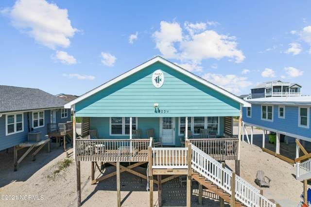 1323 W Beach Drive, Oak Island, NC 28465 (MLS #100293636) :: Lynda Haraway Group Real Estate