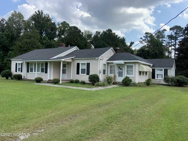 301 10th Street, Maysville, NC 28555 (MLS #100293674) :: Donna & Team New Bern