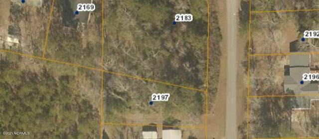 2197 Fay Circle SW, Supply, NC 28462 (MLS #100293676) :: Vance Young and Associates