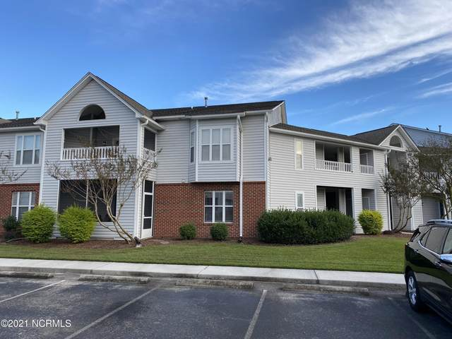 4111 Breezewood Drive #201, Wilmington, NC 28412 (MLS #100293697) :: The Cheek Team