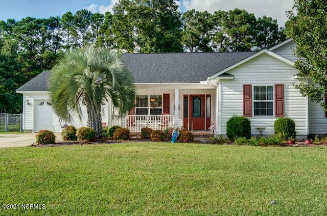 825 Mill Creek Road, Newport, NC 28570 (MLS #100293699) :: Berkshire Hathaway HomeServices Hometown, REALTORS®
