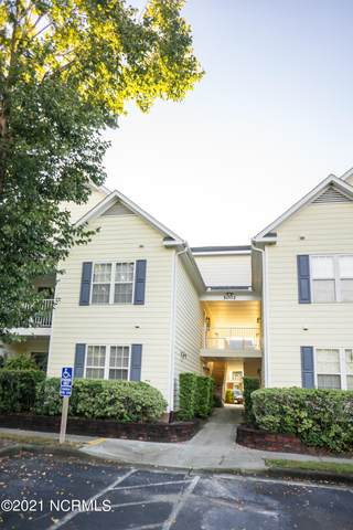5002 Hunters Trail Unit 14, Wilmington, NC 28405 (MLS #100293701) :: Great Moves Realty