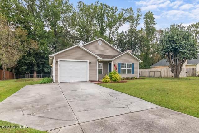 233 Pollard Drive, Jacksonville, NC 28540 (MLS #100293732) :: CENTURY 21 Sweyer & Associates