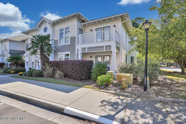 2537 St James Drive Apt 706, Southport, NC 28461 (MLS #100293747) :: Thirty 4 North Properties Group