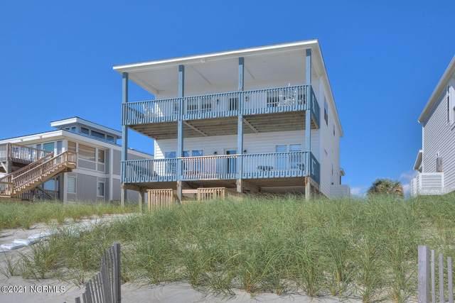 6621 W Beach Drive, Oak Island, NC 28465 (#100293754) :: Rachel Kendall Team