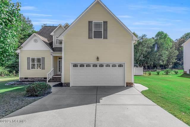 134 Blessed Lane, Angier, NC 27501 (MLS #100293761) :: Barefoot-Chandler & Associates LLC