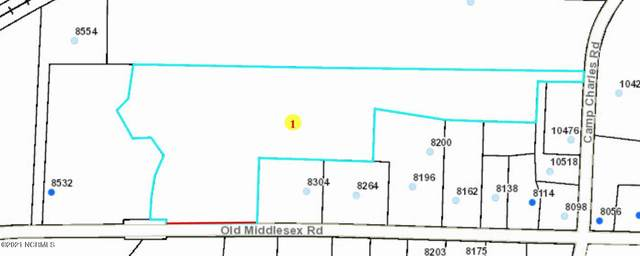 000 Old Middlesex  & Camp Charles Road, Bailey, NC 27807 (MLS #100293786) :: Donna & Team New Bern