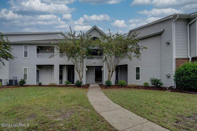 4122 Breezewood Drive #104, Wilmington, NC 28412 (MLS #100293841) :: Barefoot-Chandler & Associates LLC