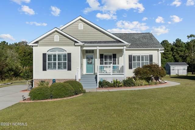 305 Clearwater Drive, Newport, NC 28570 (MLS #100293868) :: The Tingen Team- Berkshire Hathaway HomeServices Prime Properties