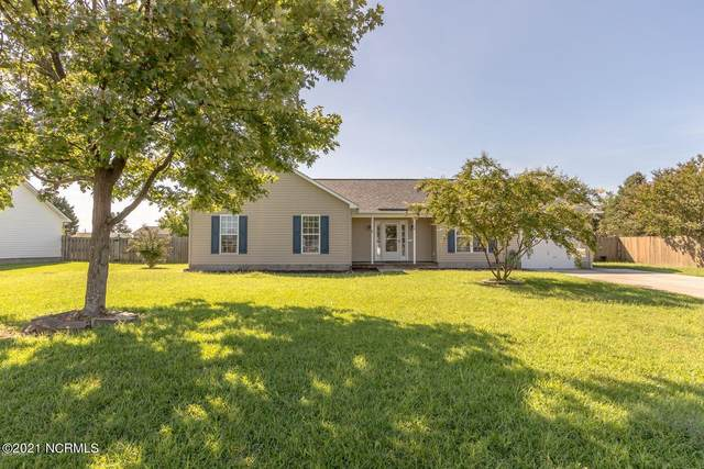 114 Annie Road, Richlands, NC 28574 (MLS #100293875) :: Berkshire Hathaway HomeServices Prime Properties