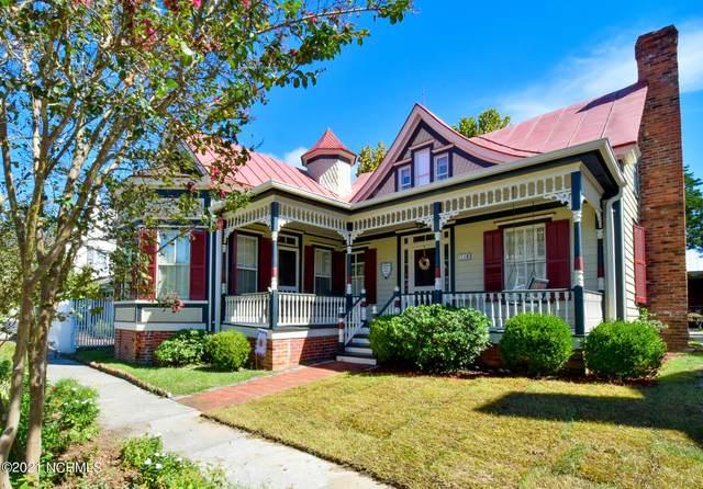 118 Orange Street, Beaufort, NC 28516 (MLS #100293887) :: CENTURY 21 Sweyer & Associates