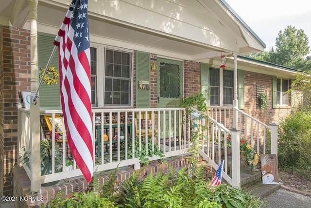 344 Russells Creek Road, Beaufort, NC 28516 (MLS #100293943) :: CENTURY 21 Sweyer & Associates