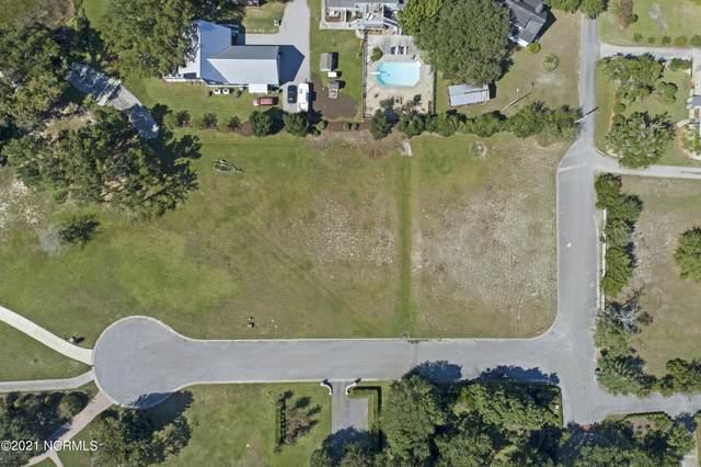 Lot 1 Point Drive, Swansboro, NC 28584 (MLS #100293944) :: Berkshire Hathaway HomeServices Hometown, REALTORS®