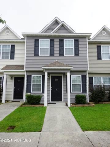 200 Lanieve Court Unit 7, Hubert, NC 28539 (MLS #100293945) :: Great Moves Realty