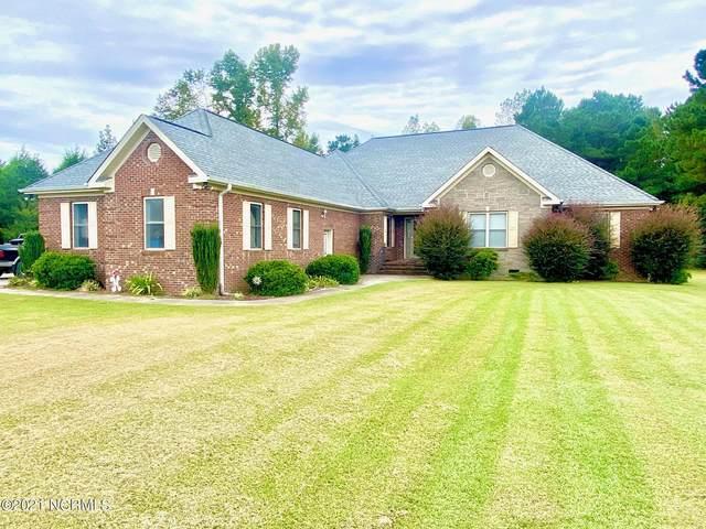 1032 Quill Moore Road, Clarkton, NC 28433 (MLS #100293953) :: CENTURY 21 Sweyer & Associates