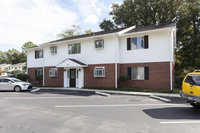 4504 Kimberly Way Apt 102, Wilmington, NC 28403 (MLS #100293959) :: Great Moves Realty