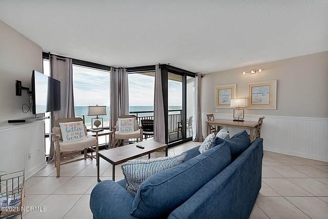 2700 N Lumina Avenue Unit 905, Wrightsville Beach, NC 28480 (MLS #100293978) :: Berkshire Hathaway HomeServices Hometown, REALTORS®