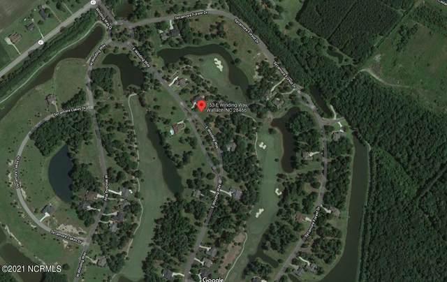 153 E Winding Way, Wallace, NC 28466 (MLS #100294013) :: CENTURY 21 Sweyer & Associates