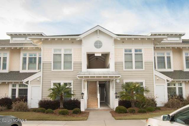 2537 St James Drive #1007, Southport, NC 28461 (MLS #100294020) :: Thirty 4 North Properties Group