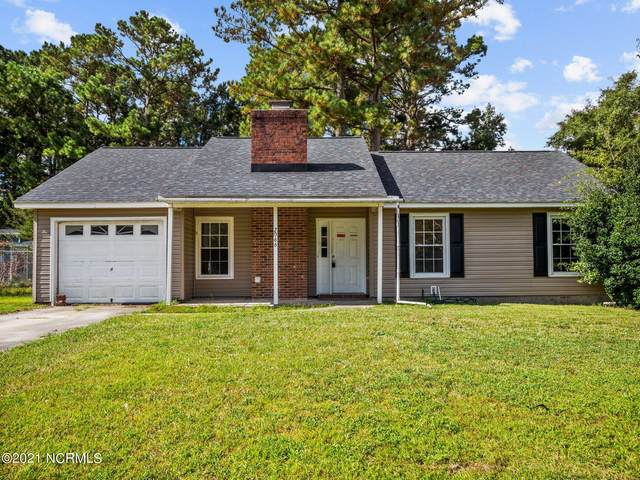 2066 Hunters Ridge Drive, Midway Park, NC 28544 (MLS #100294021) :: Berkshire Hathaway HomeServices Hometown, REALTORS®