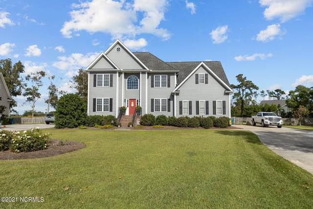 1607 Ivory Gull Drive, Morehead City, NC 28557 (MLS #100294023) :: Frost Real Estate Team