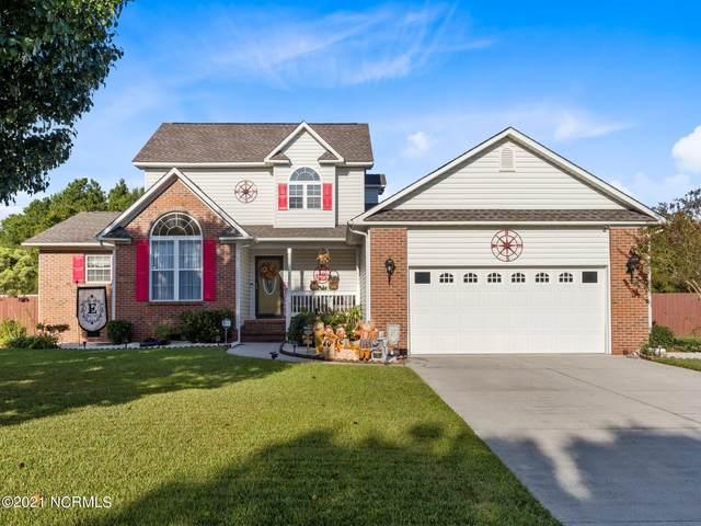 122 Hudson Lane, Jacksonville, NC 28540 (MLS #100294030) :: Lynda Haraway Group Real Estate
