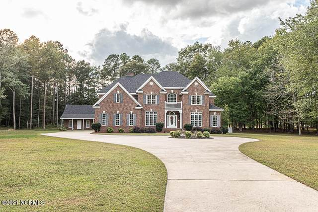 6216 Saddlehorn Drive, Rocky Mount, NC 27803 (MLS #100294048) :: RE/MAX Elite Realty Group