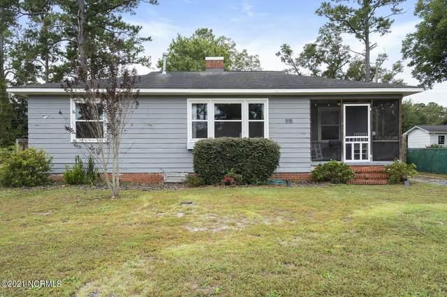 515 Thomas Avenue, Wilmington, NC 28405 (MLS #100294049) :: CENTURY 21 Sweyer & Associates