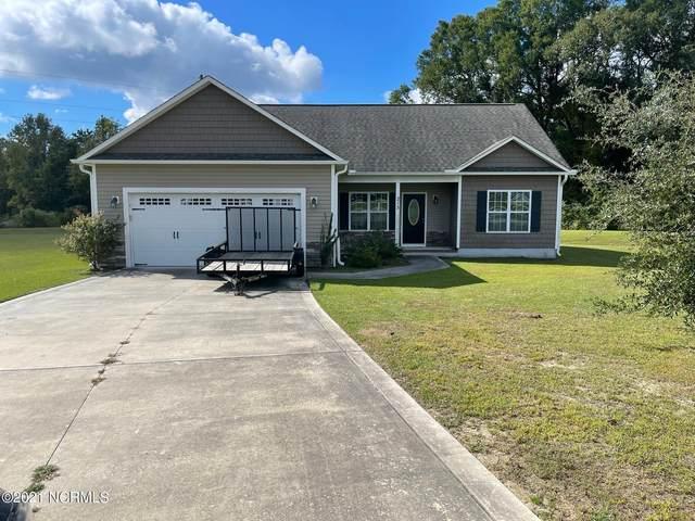 215 Classy Court, Richlands, NC 28574 (MLS #100294075) :: Lejeune Home Pros of Century 21 Sweyer & Associates