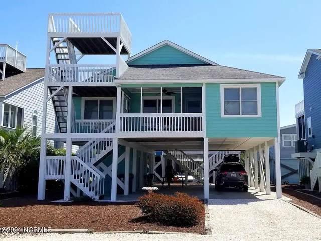 417 30th Street, Sunset Beach, NC 28468 (MLS #100294087) :: The Cheek Team