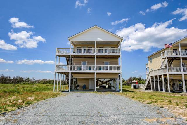 1247 New River Inlet Road, North Topsail Beach, NC 28460 (MLS #100294092) :: Berkshire Hathaway HomeServices Prime Properties