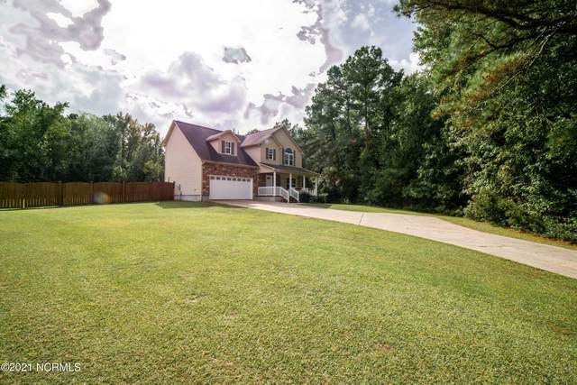 406 Blue Moon Court, Jacksonville, NC 28540 (MLS #100294117) :: Shapiro Real Estate Group