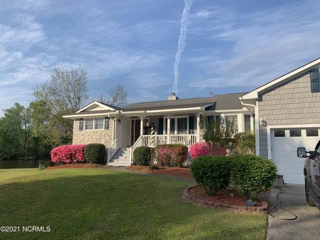 105 Sextant Court, New Bern, NC 28562 (MLS #100294121) :: The Tingen Team- Berkshire Hathaway HomeServices Prime Properties