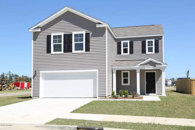 349 Hope Creek Drive Lot 12, Hampstead, NC 28443 (MLS #100294136) :: Lynda Haraway Group Real Estate