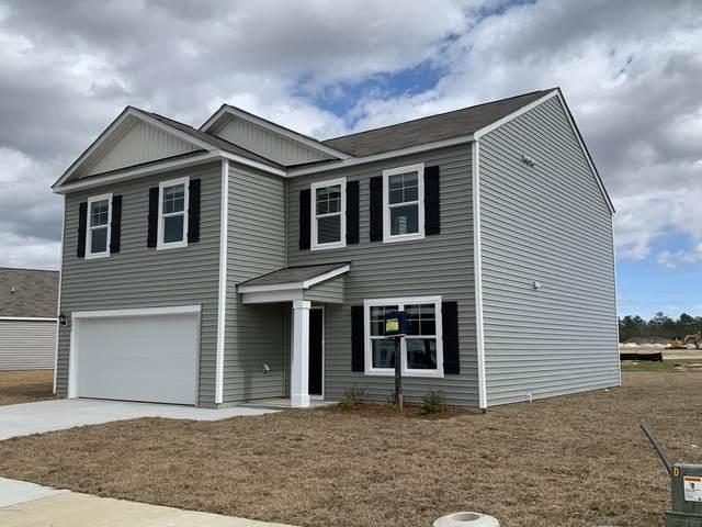 249 Hope Creek Drive Lot 15, Hampstead, NC 28443 (MLS #100294138) :: Lynda Haraway Group Real Estate