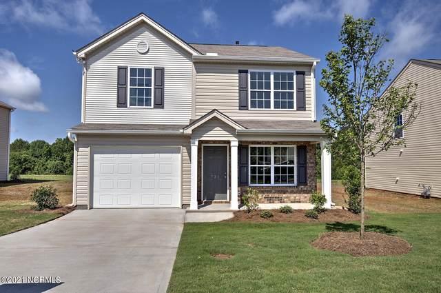 50 Morningside Drive, Vanceboro, NC 28586 (MLS #100294157) :: CENTURY 21 Sweyer & Associates