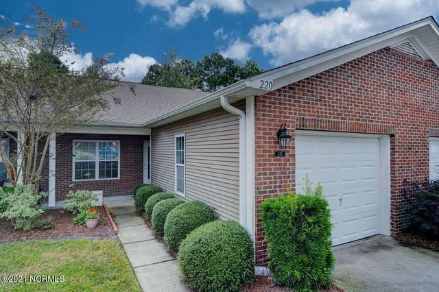 220 Wayneridge Court, Wilmington, NC 28411 (MLS #100294193) :: Berkshire Hathaway HomeServices Prime Properties