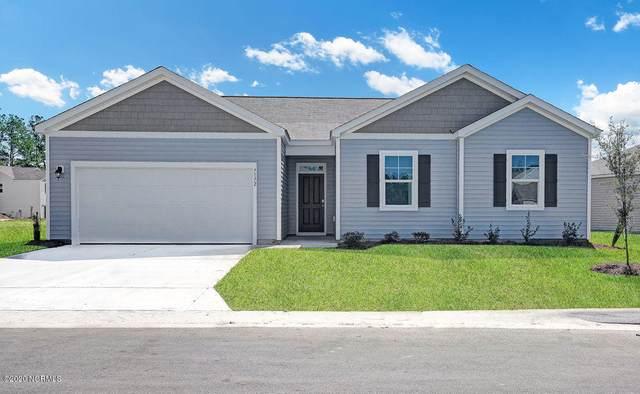 363 Hope Creek Drive Lot 11, Hampstead, NC 28443 (MLS #100294199) :: Lynda Haraway Group Real Estate