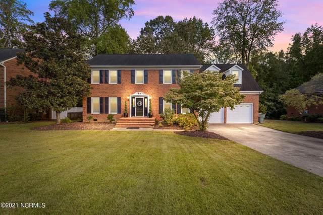 1812 Crooked Creek Road, Greenville, NC 27858 (MLS #100294218) :: CENTURY 21 Sweyer & Associates