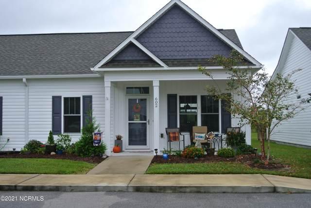 602 Pirates Landing Drive #602, Beaufort, NC 28516 (MLS #100294222) :: Berkshire Hathaway HomeServices Prime Properties