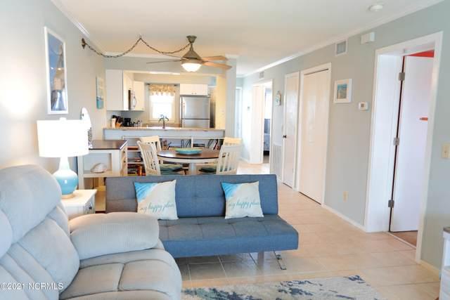 400 Virginia Avenue 203A, Carolina Beach, NC 28428 (MLS #100294231) :: Lynda Haraway Group Real Estate
