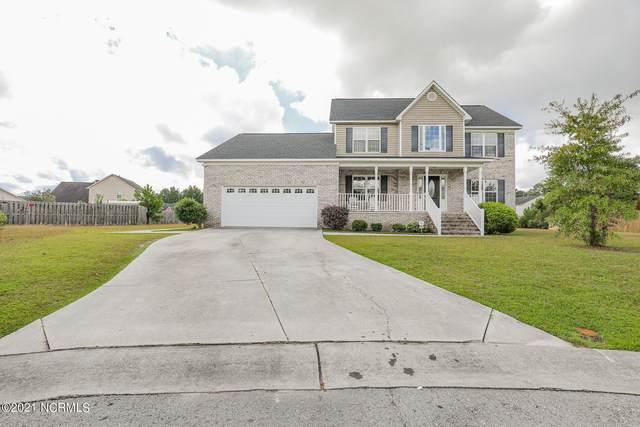 105 Autumn Cove Court, Jacksonville, NC 28546 (MLS #100294243) :: Berkshire Hathaway HomeServices Hometown, REALTORS®