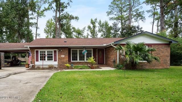 217 Pilgrim Circle, Wilmington, NC 28401 (MLS #100294252) :: CENTURY 21 Sweyer & Associates