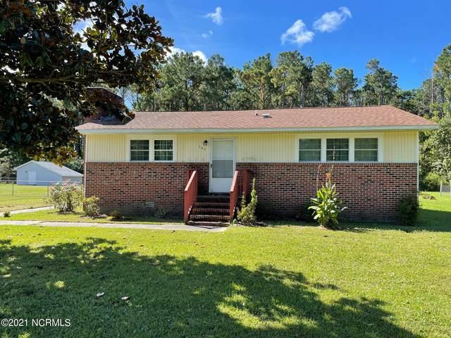 145 Ruth Lane, Beaufort, NC 28516 (MLS #100294259) :: CENTURY 21 Sweyer & Associates