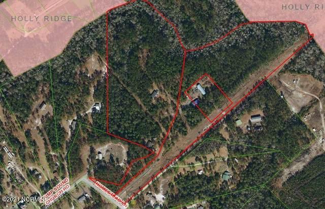 101 Homestead Lane, Holly Ridge, NC 28445 (MLS #100294266) :: Lejeune Home Pros of Century 21 Sweyer & Associates