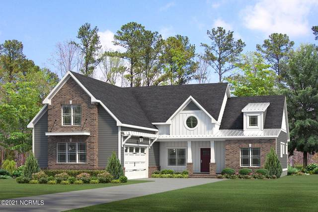 344 Crooked Gulley Circle, Sunset Beach, NC 28468 (MLS #100294270) :: BRG Real Estate