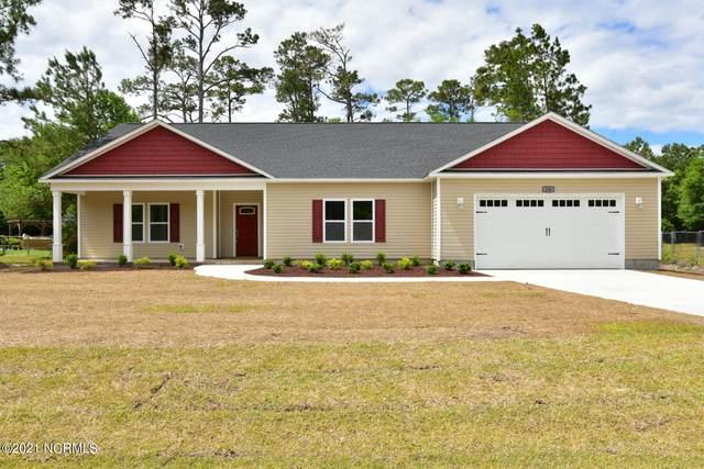 212 N Windy Ridge Road, Hubert, NC 28539 (MLS #100294278) :: Shapiro Real Estate Group